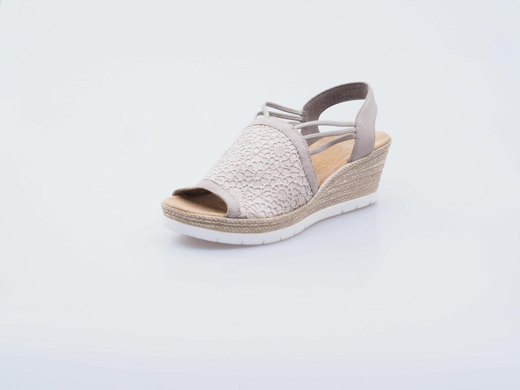ead0c8979 ... na nizkom podpatku remonte rieker|-|Damska otvorena sandala na klinovom  podpatku|-|Panska mokasina tmavohneda|-|Snurovacie zateplene topanky rieker.